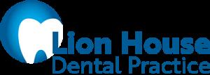 Lion House Dental Logo