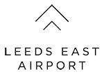 Leeds East Airport Logo