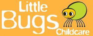 Little Bugs childcare logo