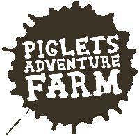 Piglets Adventure Farm Logo - Muddy Puddle